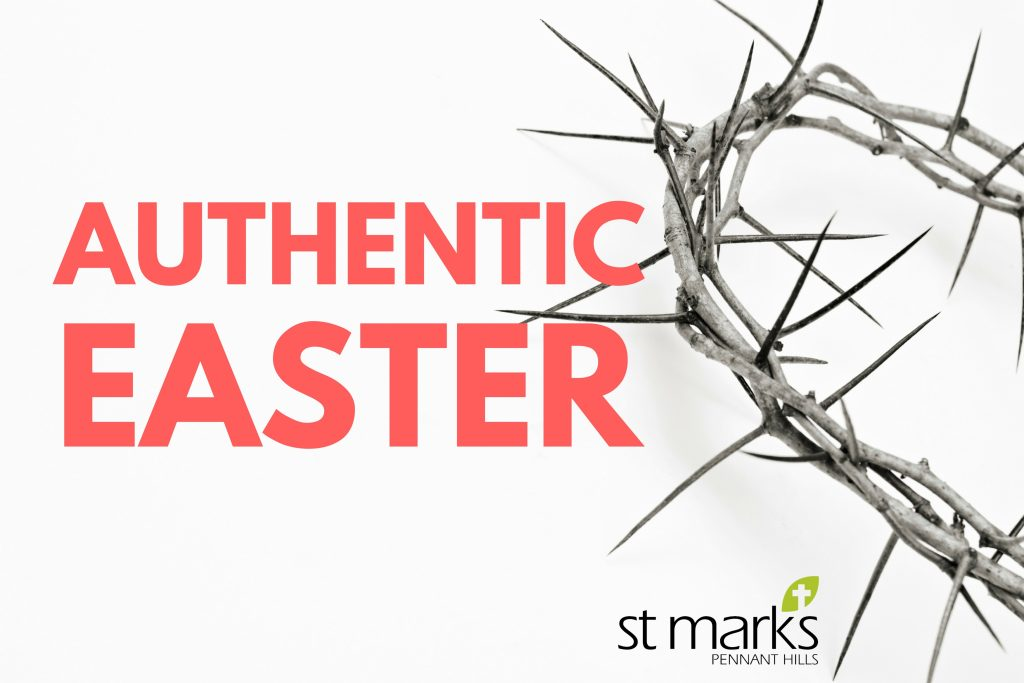 Easter at St Mark's was great