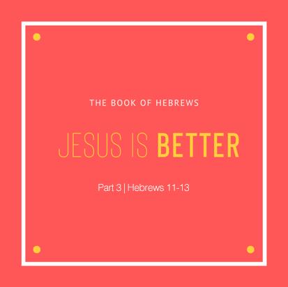 Hebrews 11-13 Growth Group Studies