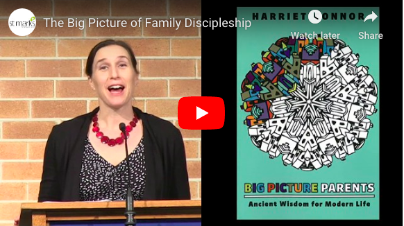 A virtual seminar – The Big Picture of Family Discipleship