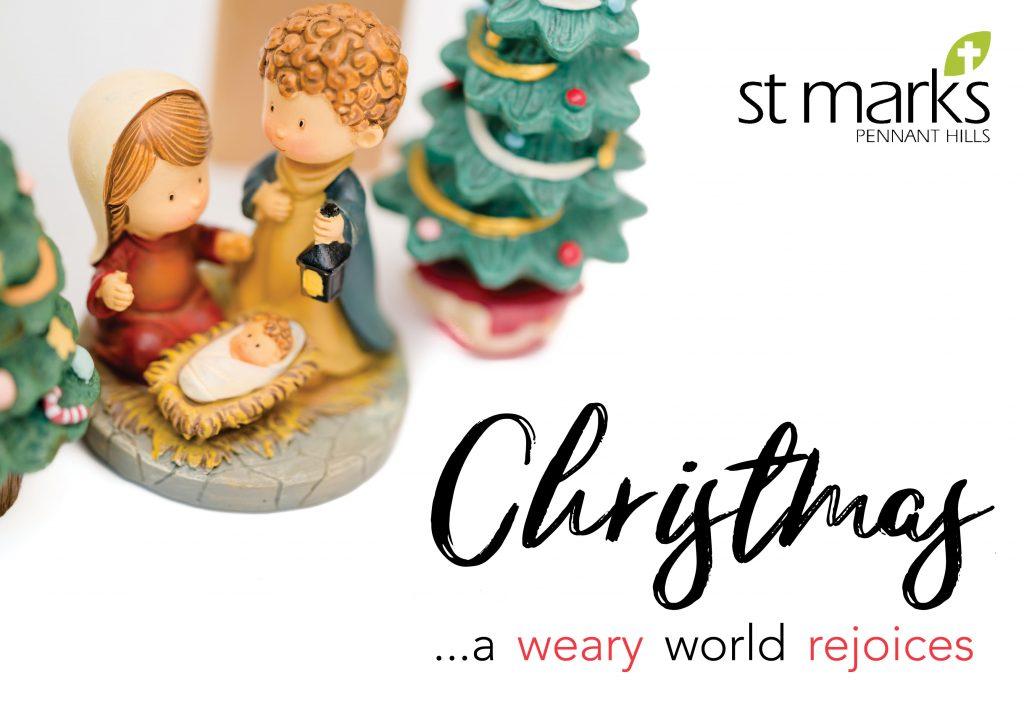 Christmas at St Mark's
